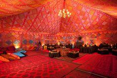 Arabian tent for wedding?