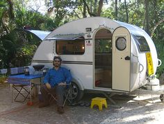 T@b trailer. This is on my bucket list. Of course I'll have to downsize a little first.