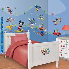 Kinderzimmer Wandgestaltung Wien