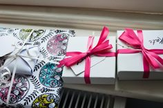 Wedding gifts & registries
