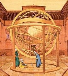 Saudi Aramco World : Science in al-Andalus: (Compilation) Islam And Science, History Of Islam, Buch Design, Islamic Paintings, Le Far West, Dark Ages, Sufi, Ancient Egypt, Islamic Art