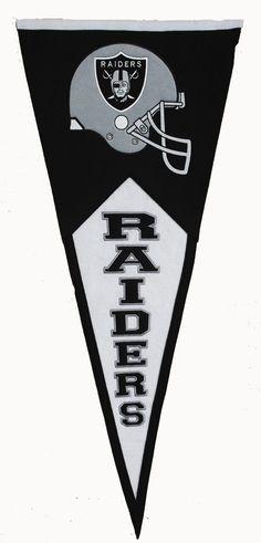 Oakland Raiders Classic Mascot Hat