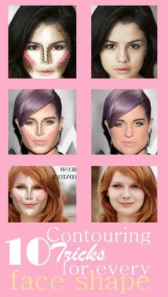 Quick Contouring Tips and Tricks