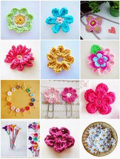 gratis e-boek bloemen haken