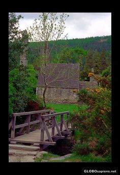 Avoca Ireland had the oldest weaving Mill in existence...