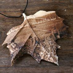 memory leaf van PuurAnders