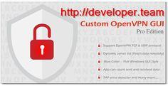 Custom OpenVPN GUI Source Pro Code 1.1