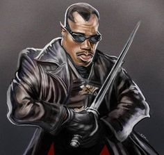 """Wesley Snipes """"Blade"""""""