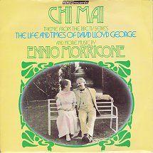 45cat - Ennio Morricone - Chi Mai / Come Maddalena - BBC - UK - RESL 92