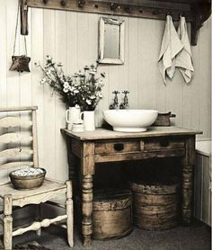 Shabby campagne