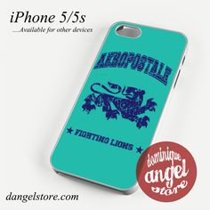 aeropostale fighting lion Phone case for iPhone 4/4s/5/5c/5s/6/6s/6 plus