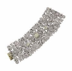 A DIAMOND BRACELET | Jewelry, bracelet | Christie's