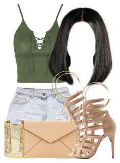 5 22 16 By Miizz Starburst On Polyvore Featuring Fashion Style Top Charlotte Russe Rebecca Minkoff Forever 21 And Clothing