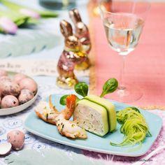 Topfen-Kräutermousse » Kochrezepte von Kochen & Küche Mousse, Brunch, Kraut, Tacos, Mexican, Ethnic Recipes, Food, Tiramisu Recipe, Cat Supplies