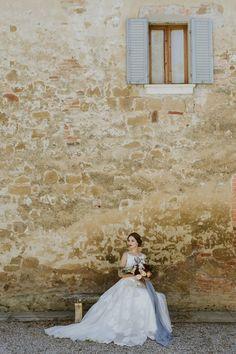 Tuscany Wedding Shoo