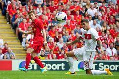 Joe Allen admits Anfield frustrations - Liverpool FC This Is Anfield This Is Anfield, Transfer Rumours, Liverpool Fc, Soccer, Football, Futbol, European Football, Soccer Ball