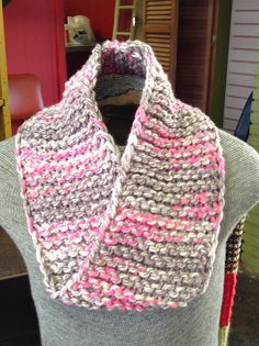 Ravelry: Quick and Easy Para Cowls pattern by Carol Petersen