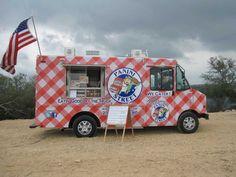 Panini Street food truck