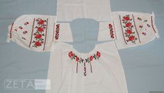 Hungarian Embroidery Patterns how to sew a ukrainian women's folk shirt - ukrainian folk embroidery - Mexican Embroidery, Hungarian Embroidery, Folk Embroidery, Embroidery Patterns, Sewing Patterns, Folk Costume, Costumes, Motif Floral, Mode Hijab