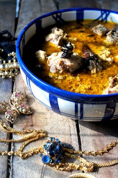 Nawabi Ishtew -- Buttermilk Chicken Curry