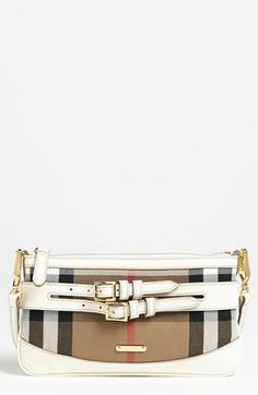 Burberry  House Check  Crossbody Clutch available at  Nordstrom Cath  Kidston Bags 6ce9c08cb15d5