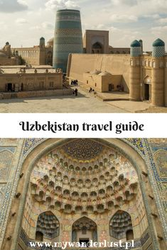 Uzbekistan travel guide - all you need to know when planning an Uzbekistan trip. How to get to Uzbekistan, where to stay in Uzbekistan, how to get around Uzbekistan, what to see in Uzbekistan and more! Amazing Destinations, Travel Destinations, Travel Pictures, Travel Photos, Singapore Travel Tips, Rest Of The World, Future Travel, Asia Travel, Vacation Spots