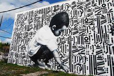"""Alone Together"", Art Basel Miami 2012, Wynwood (Miami, Florida)"