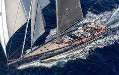 Double award-winning Baltic 130 My Song  | Skipper ONDECK