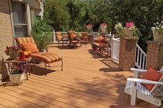 Deck Care and Maintenance: