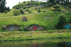 Hobbit Homes New Zealand On The Owner Builder Network Http Theownerbuildernetwork