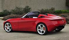 Pininfarina Alfa-Romeo 2uettottanta set for production in 2015