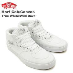 904aa8094c9 (VANS) (Harf CabCanvas) (True WhiteWild Dove)  Vans