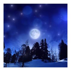 #LUVIT  #ChristmasDay2015 is extra special because is marks the first time a #FullMoon has occurred on #Christmas since 1977  Be free and wild, #FlowerChildren  LUV, Kitty Katrina ❄️❄️ #fullmoontonight #flowerchild