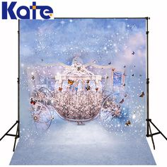 Find More Background Information about 6.5x10ft(200x300cm) Kate Background Fantasy vinyl backdrop baby Cinderella's carriage Butterfly Dream studio photography,High Quality photography backdrop cloth,China photography backgrounds backdrops Suppliers, Cheap backdrop decoration from Art photography Background on Aliexpress.com