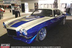 See 100 photos of the incredible custom cars & trucks on display at the 2014 SEMA Show in Las Vegas Cartoon Fan, Las Vegas Shows, Show Photos, Chevrolet Camaro, Custom Cars, The Incredibles, Trucks, Album, Toys
