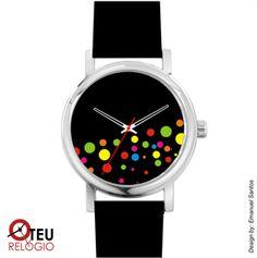 Mostrar detalhes para Relógio de pulso OTR PADRÃO PAD 0020