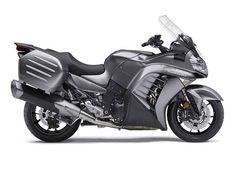 SODIAL Le R/éTroviseur de Motocycle pour ZX14R 2006-2012 ZZR-1400 2007 2008 2009 Motocycle