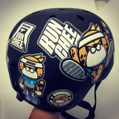 All round runing cheetha 'RUNCHEE' Extreme brand character helmet sticker graphicer tuning design. Designed by DOLDOL. www.graphicer.com.  #Snowboard #skateboard #sk8 #longboard #surf #hiphop #bike #graphicer #mtb  #스노우보드 #롱보드 #그래피커 #치타 #스노우 #헬멧 #graffiti #character #돌돌디자인 #runchee #힙합 #stickers #인스타그램 #cheetha #runing #헬멧튜닝 #헬멧스티커 #helmet #스노우보드스티커