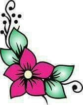 Embroidery Flowers Designs Draw Ideas For 2019 Applique Patterns, Beading Patterns, Flower Patterns, Rock Flowers, Paper Flowers, Draw Flowers, Beadwork Designs, Embroidery Designs, Flower Images