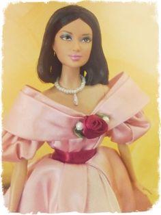 Leah as Sweet Valentine Barbie