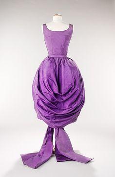 Hubert de Givenchy 1956 - Back view
