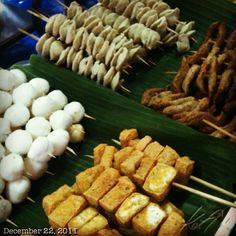 揚げ物 #christmas #bazaar #philippines