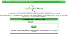 Freecycle sign in