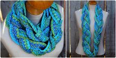 Author's Pattern Notes: This project is made in one piece. Pattern directions are written with the understanding that purchaser of this pattern has knowledge of the three stranded braid techn…