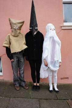 Some photos taken of the costumes / waiwaipang