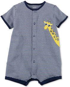 Sunflower Daisy Baby Boys Or Girls Short Sleeve Layette Bodysuit 0-24 Months