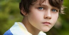 """Levi Miller will star as Peter Pan in the """"Pan"""" alongside Rooney Mara, Garrett Hedlund and Hugh Jackman!! Virtually unknown, he was seen on the short-lived series Terra Nova."""