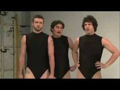 Single Ladies with Justin Timberlake- it's never not funny.  I love this video!!!