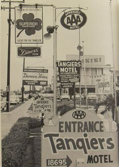 1960s MIAMI BEACH Motel vintage photo motels