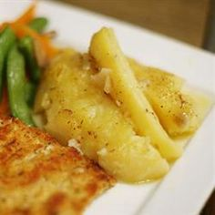 Greek Roast Potatoes @ allrecipes.co.uk